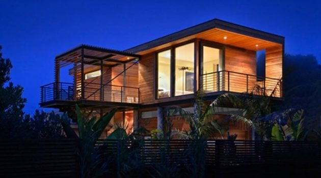 Beautiful Architectural Concepts Designed to Resist Hurricane Force Winds