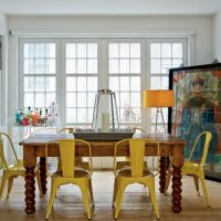Boho Style Dining Room- A Real Hit This Summer