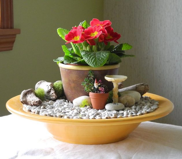 18 Captivating DIY Miniature Gardens To Beautify Your Home