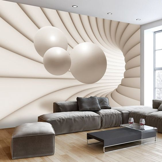 Home Design Ideas 3d: 15 Outstanding Wall Art Ideas Inspired By Optical Illusions