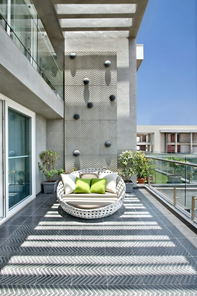 13 Balcony Designs That Ll Put You At Ease Instantly: 15 Amazing Contemporary Balcony Designs You're Going To Love