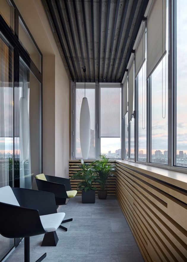 Amazing Contemporary Balcony Designs You Going Love