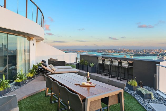 15 Amazing Contemporary Balcony Designs You're Going To Love