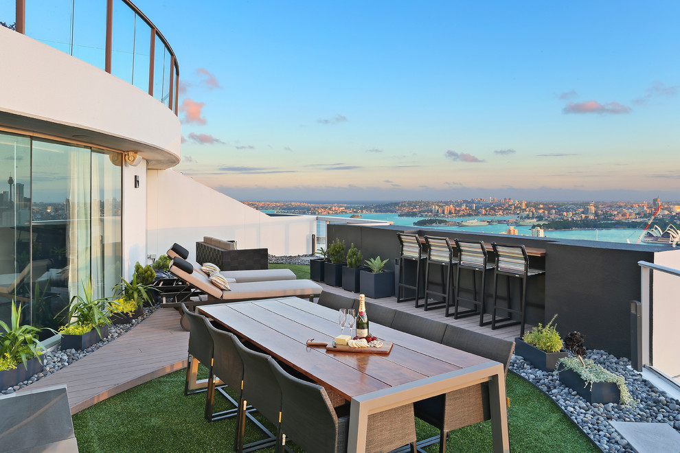 15 amazing contemporary balcony designs you're going to love.