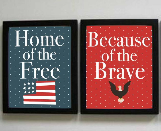 15 Amazing Handmade 4th Of July Decorations For Your Home