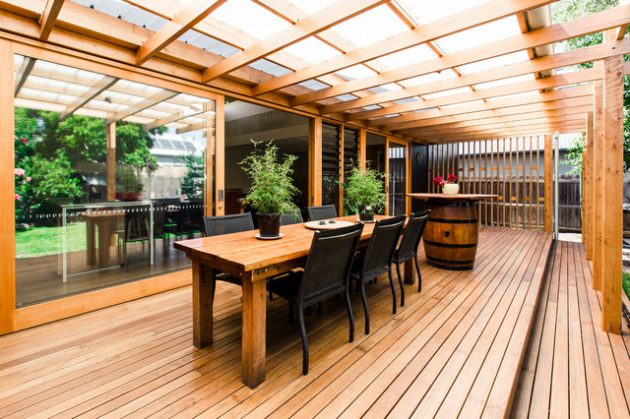 patio design ideas 15 bespoke contemporary deck designs to improve your backyard 29810