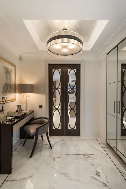 Elegant Modern Foyer : Elegant contemporary entryway designs you will enjoy