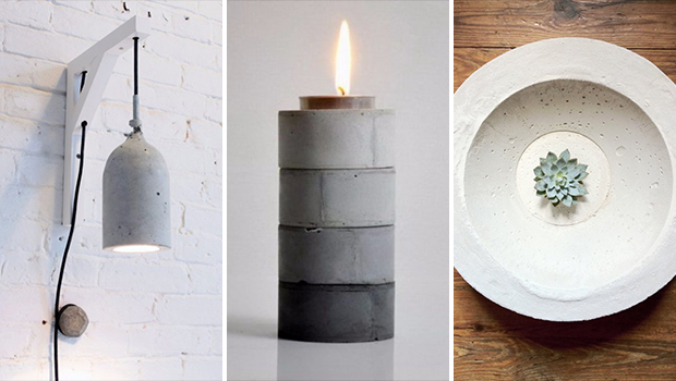 extraordinary concrete bathroom ideas | 15 Extraordinary DIY Crafts You Can Do With Concrete