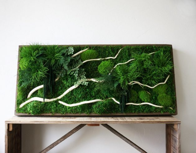 Merveilleux 15 Spectacular Moss Wall Art Designs That Redefine The Living Wall Concept
