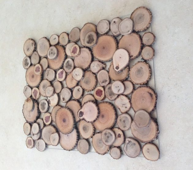 Charmant 15 Truly Creative Handmade Wood Wall Art Ideas That You Must Try