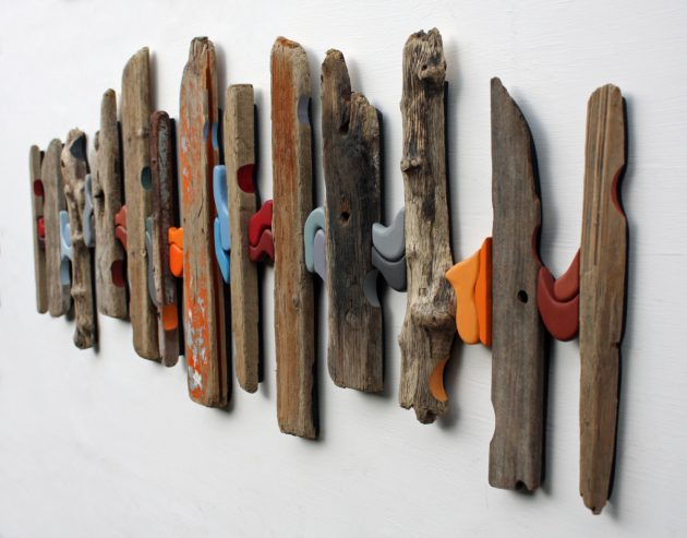15 Truly Creative Handmade Wood Wall Art Ideas That You Must Try