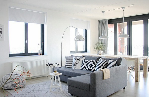 Grey Interiors That Will Astonish You