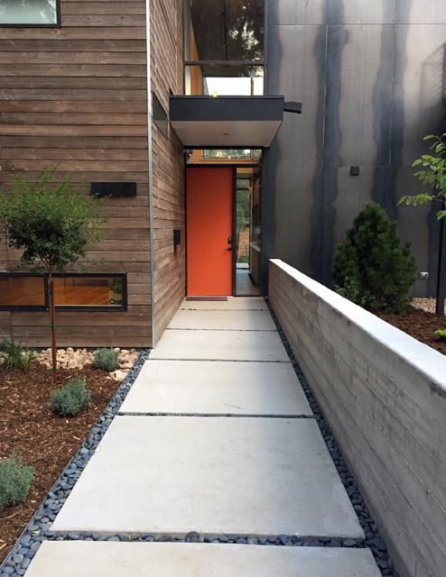 16 Fascinating Contemporary Entrance Designs That Will Tempt You To Enter