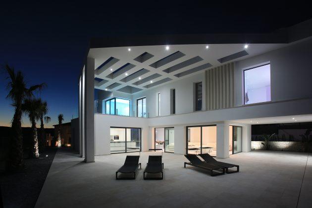 Villa Demeter by Miralbo Urbana, Moraira, Costa Blanca, Spain