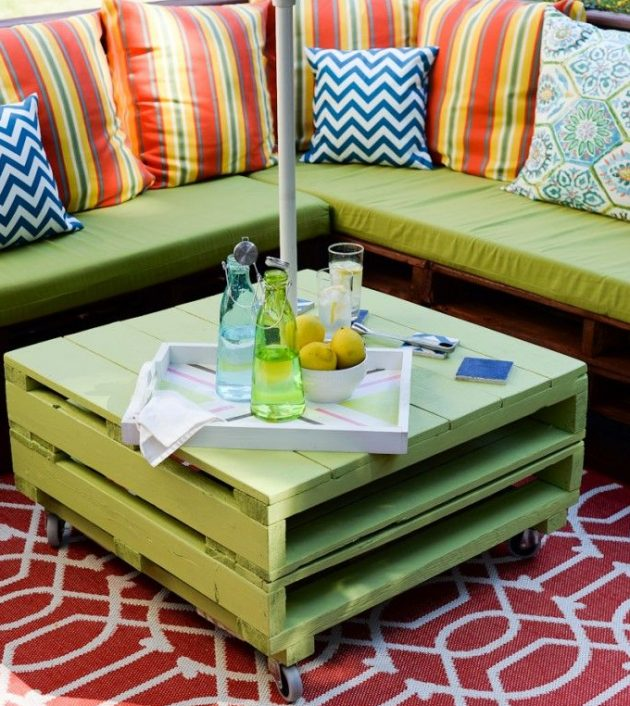 19 Spectacular DIY Pallet Projects That You Can Make For Free