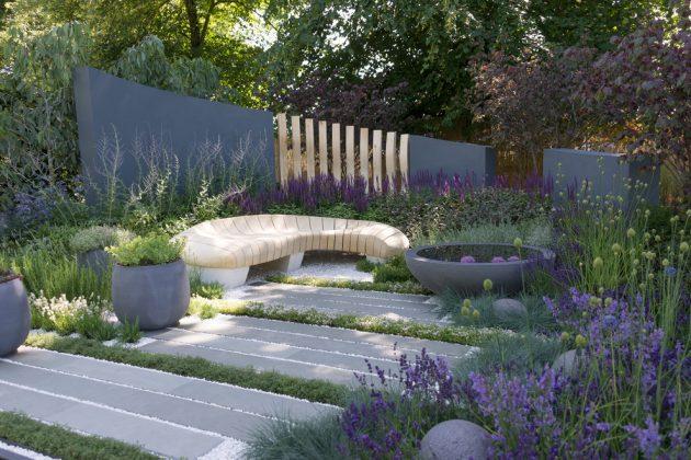 20 Marvelous Contemporary Landscape Designs That Will Make