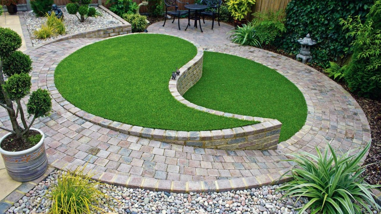 20 Marvelous Contemporary Landscape Designs That Will Make Your