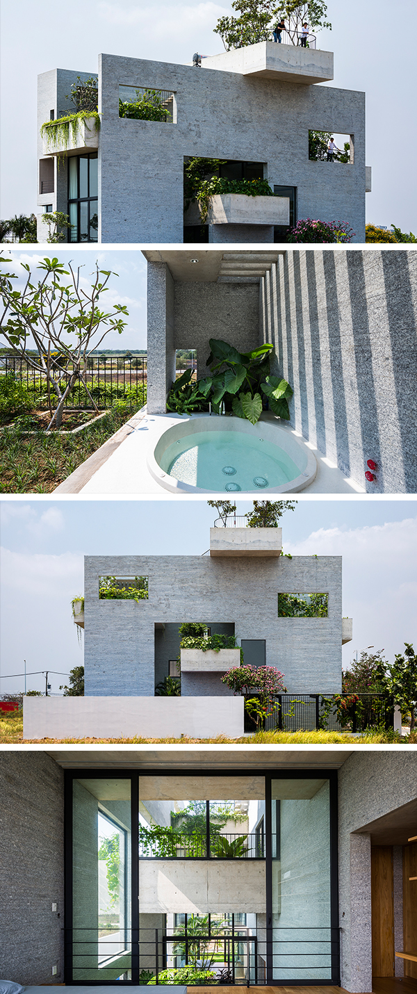 Binh House by VTN Architects in Ho Chi Minh, Vietnam