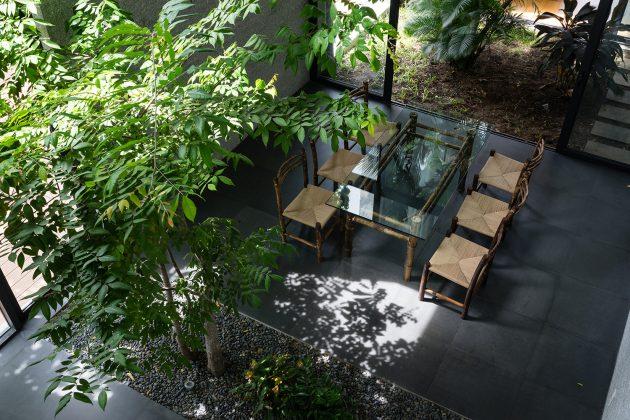 Binh House by VTN Architects in Ho Chi Minh, Vietnam