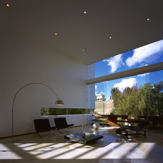Cube House by Agraz Architects in Jalisco, Mexico