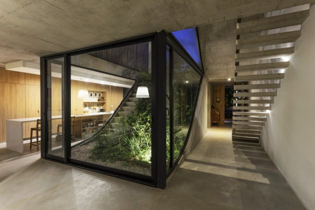MeMo House by BAM! Arquitectura in San Isidro, Argentina