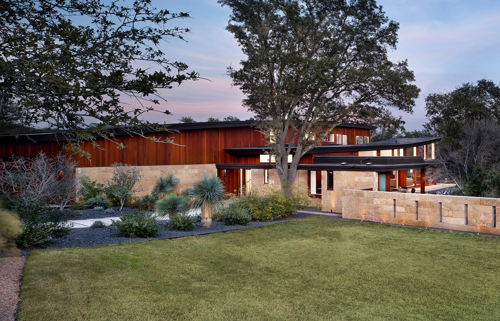 Tree house by mir rivera architects in austin texas for Architecture and design tree house