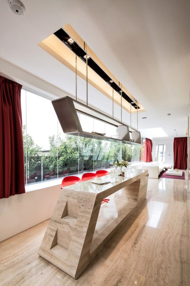 Villa Mistral by Mercurio Design Lab on