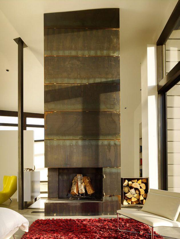 Wapiti Valley Residence by studioryker in Wyoming, USA