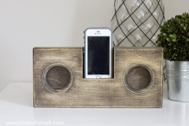 15 Smart DIY Wood Projects For Your Home Improvement