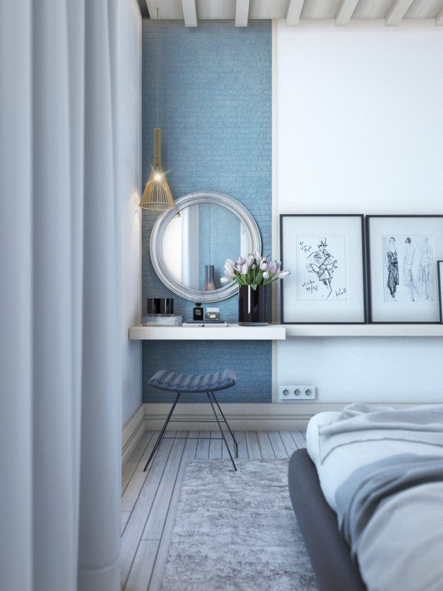 Contemporary Eco-Design Apartment in Kyiv, Ukraine