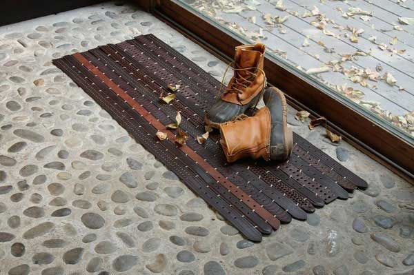 Top 10 Most Ingenious Ways To Beautify Your Home With DIY Leather Decorations