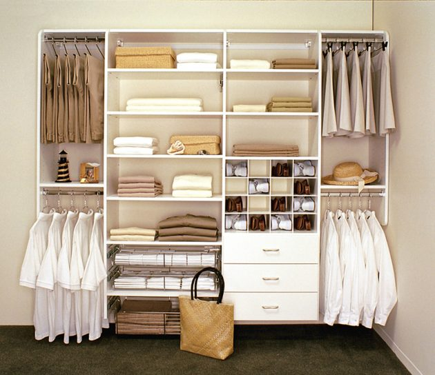 17 Chic Custom Made Closets To Match Your Needs & Desires