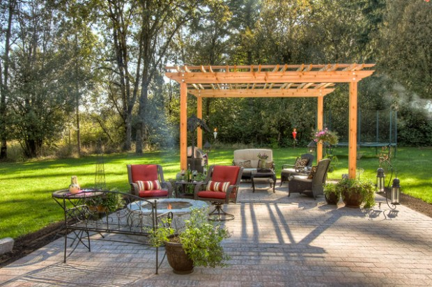 17 Exceptional Pergola Designs To Protect From The Sun With Style