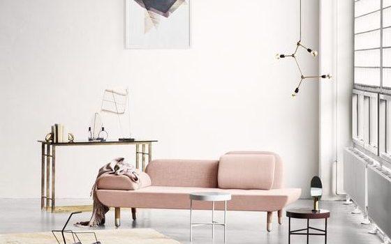 17 Pink Sofa Designs To Break The Monotony In Neutral Interiors