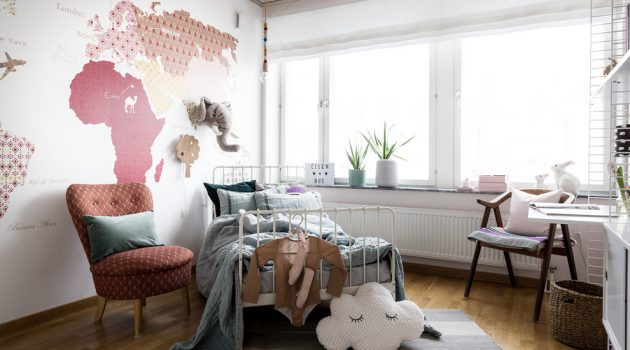 15 Beautiful Scandinavian Kids' Room Designs That Will Make You Want To Be A Kid Again