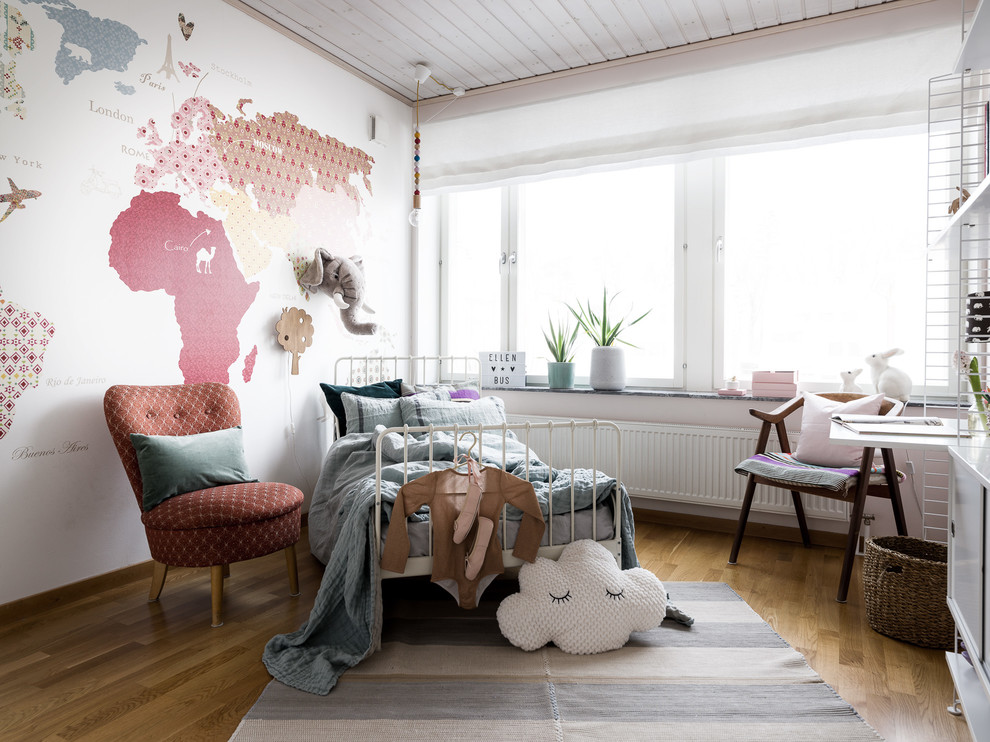 15 Beautiful Scandinavian Kids Room Designs That Will Make You Want To Be A Kid Again