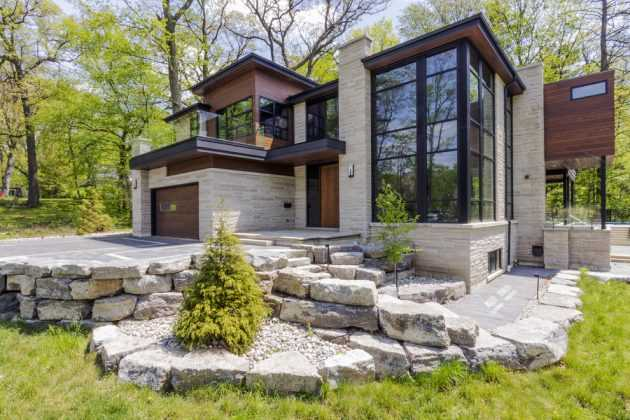 15 Compelling Contemporary Exterior Designs Of Luxury Homes You\'ll Love