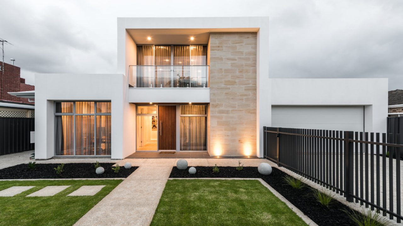15 Compelling Contemporary Exterior Designs Of Luxury Homes You'll ...