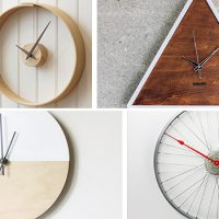 15 Creative Handmade Wall Clock Designs You Will Want To DIY