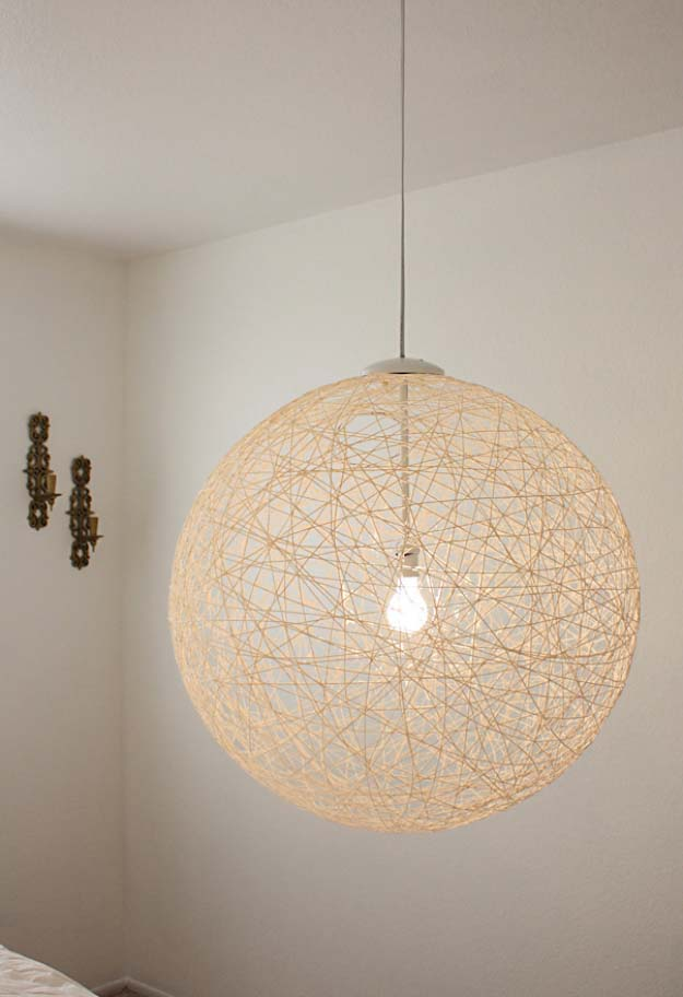 15 Delightful DIY Lighting Ideas You Will Want In Your Home