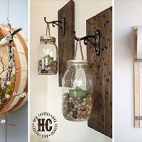 15 Excellent DIY Ideas For Rustic Decor For Your Home