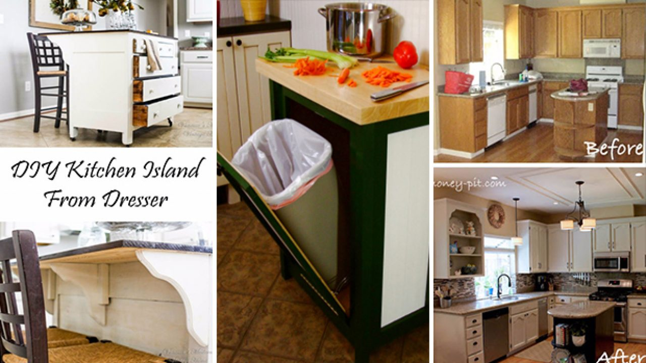 15 Exceptional Diy Makeover Ideas For Your Kitchen When You Re On A