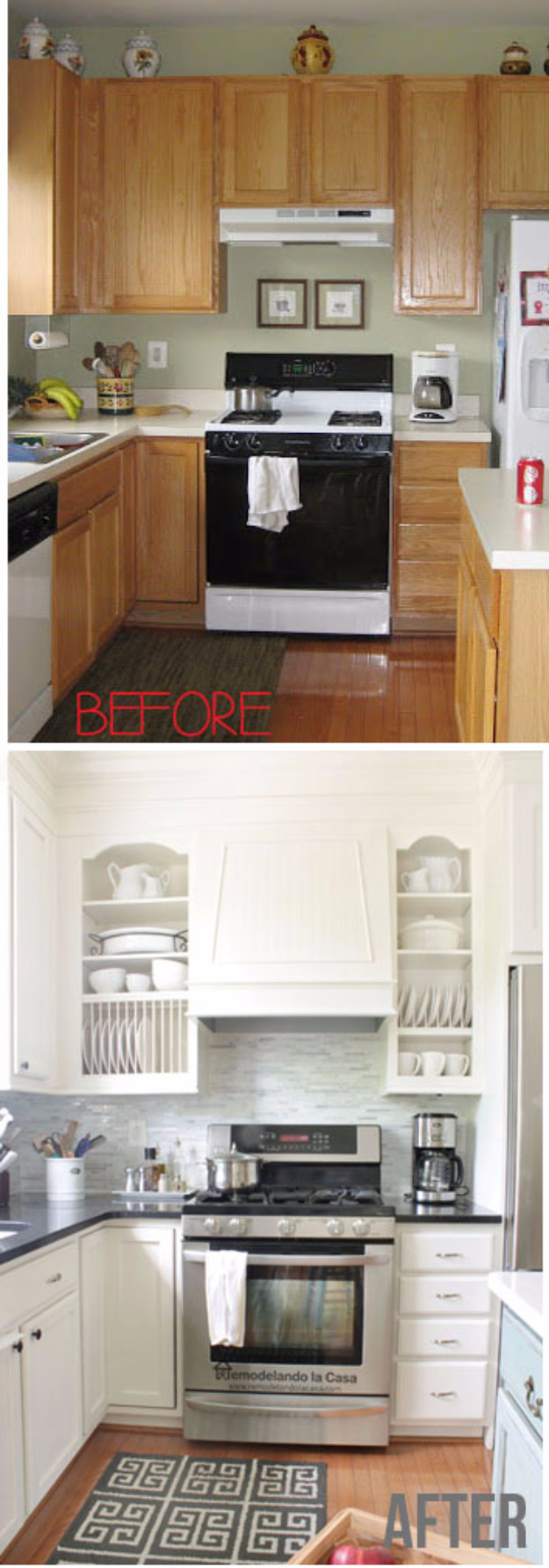 15 Exceptional DIY Makeover Ideas For Your Kitchen When You're On A on white cabinets kitchen remodel ideas, small kitchen update ideas, diy kitchen renovations before and after, diy kitchen improvements, diy kitchen remodels, diy kitchen decor ideas, diy kitchen wall ideas, small kitchen design ideas, diy kitchen painting ideas, diy kitchen lighting ideas, diy play kitchen ideas, diy small kitchen organization ideas, diy kitchen makeover, diy kitchen design, kitchen with oak cabinets design ideas, hgtv small kitchen ideas, diy kitchen backsplash ideas, simple bar basement ideas, for small kitchens kitchen ideas, diy kitchen color ideas,