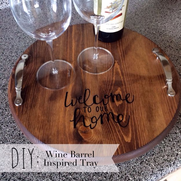 15 Ingenious DIY Projects From Old Wine Barrels For A Rustic Look