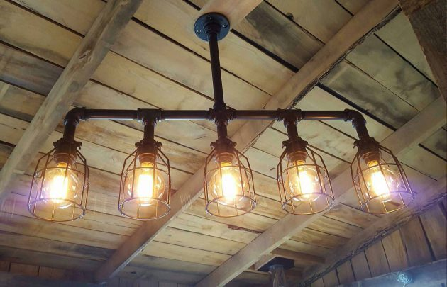 15 Remarkable Handmade Ceiling Light Designs You Should Take A Look At