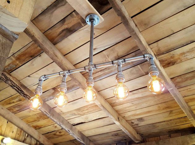 15 Remarkable Handmade Ceiling Light Designs You Should