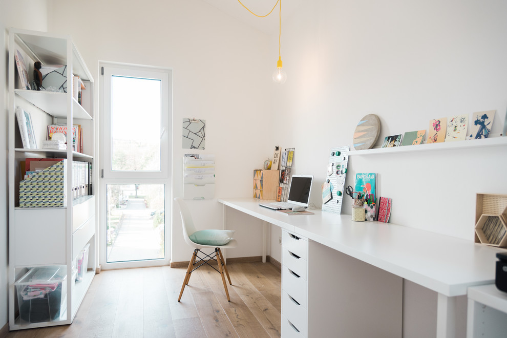 15 Spectacular Scandinavian Home Office Designs You'll Want To Work In