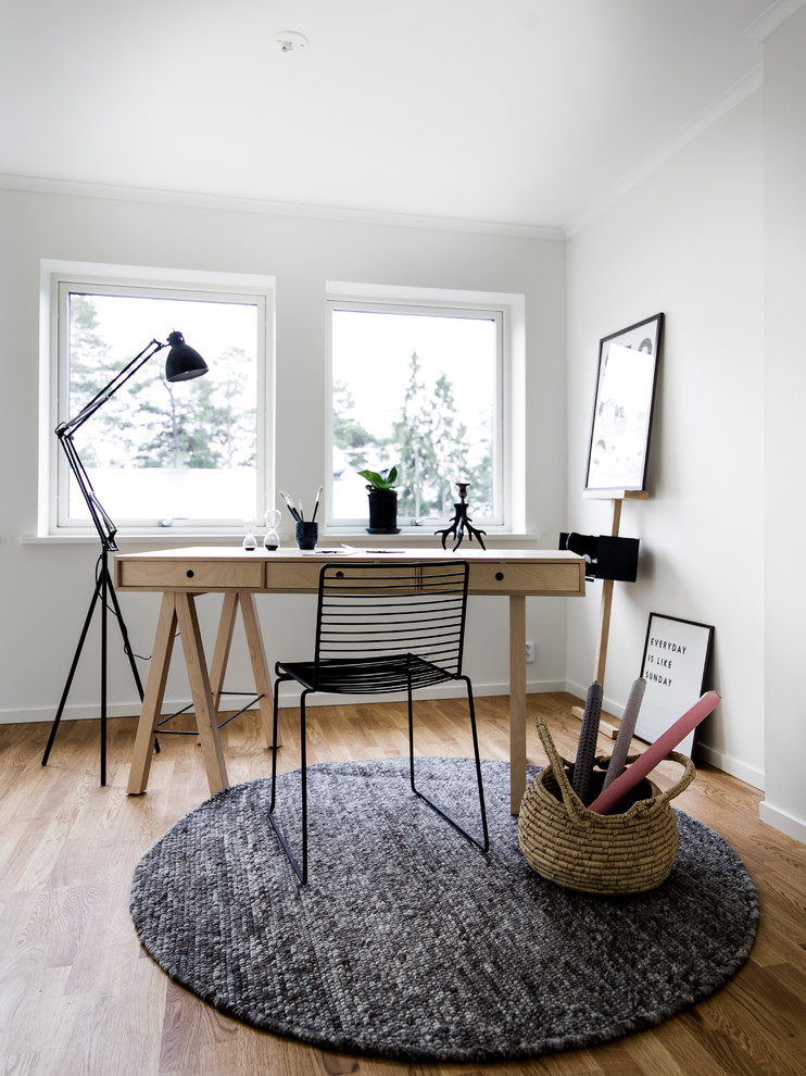 15 Spectacular Scandinavian Home Office Designs You\'ll Want To Work In