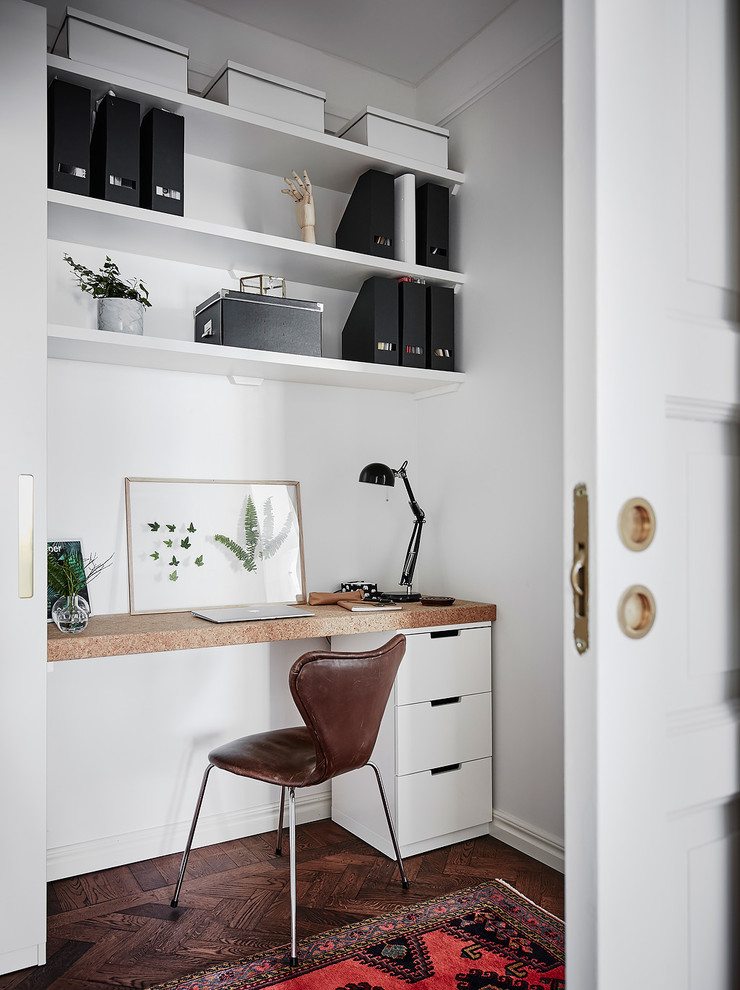 Family Room Designs: 15 Spectacular Scandinavian Home Office Designs You'll