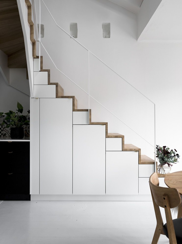 15 Striking Scandinavian Staircase Designs That Will Make